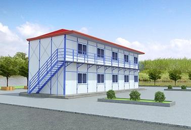 江苏坡屋顶活动房